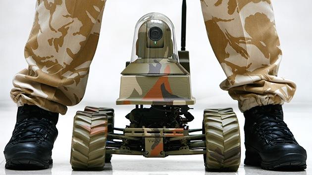 ¿Qué peligros plantean los sistemas de armas autónomas en las guerras del futuro?