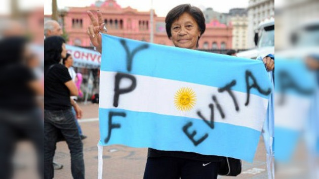 La abultada deuda de Repsol hará que presione más a Argentina
