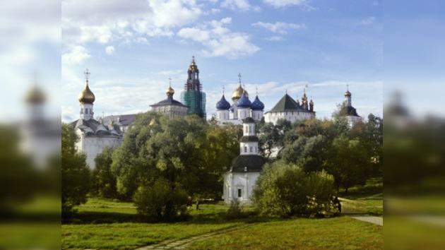 Rusia festeja el día del Descenso del Espíritu Santo