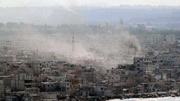 Israel podría estar detrás del reciente ataque contra un puerto en Siria