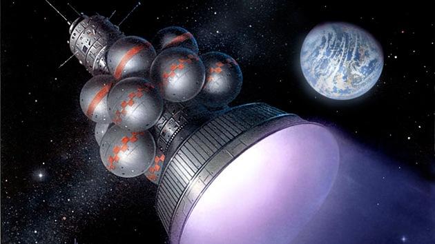 La nueva 'arca de Noé' espacial salvará a la humanidad de una catástrofe planetaria