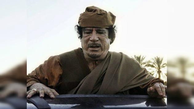 Argelia niega haber considerado la posibilidad de acoger a Gaddafi