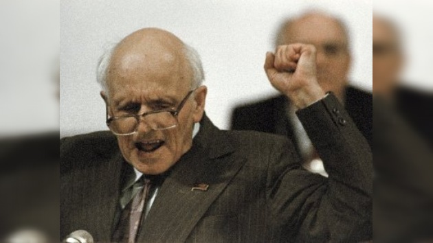 Homenaje a Andrei Sájarov, padre de la primera ONG soviética