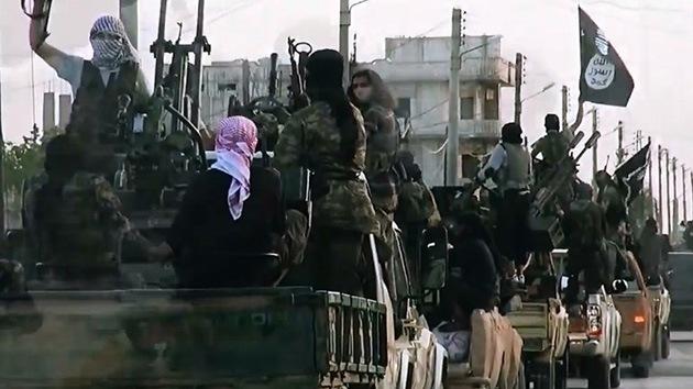 El Estado Islámico mina carreteras con armas químicas