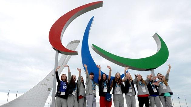 Comienzan los XI Juegos Paralímpicos de Invierno de Sochi
