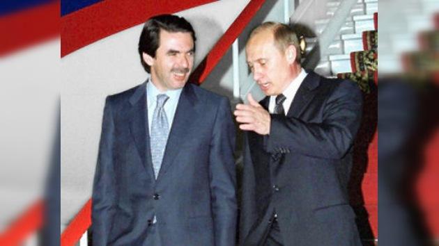 José María Aznar rememora su primer encuentro con Putin