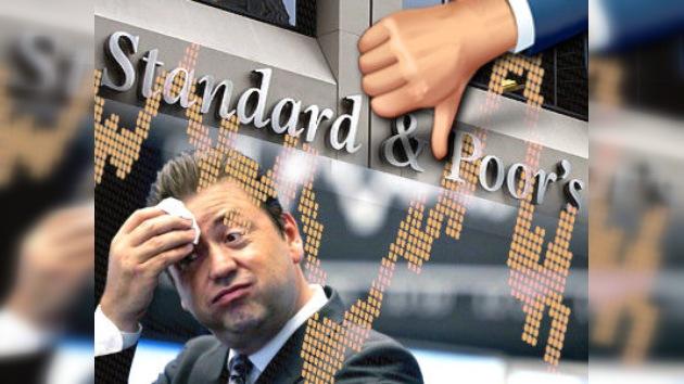 EE. UU. pierde 'crédito': la agencia Standard & Poor´s rebaja su nota por primera vez