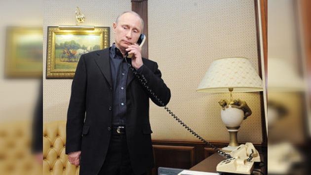 EE. UU., dispuesto a trabajar con Vladímir Putin