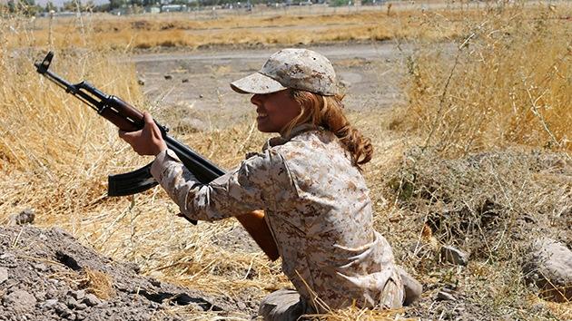 La valiente mujer kurda que no teme al Estado Islámico