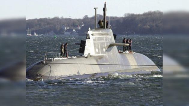 Alemanes entregan a Israel el cuarto submarino capaz de portar ojivas nucleares
