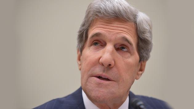 John Kerry: Las relaciones con Rusia han caído al nivel más bajo