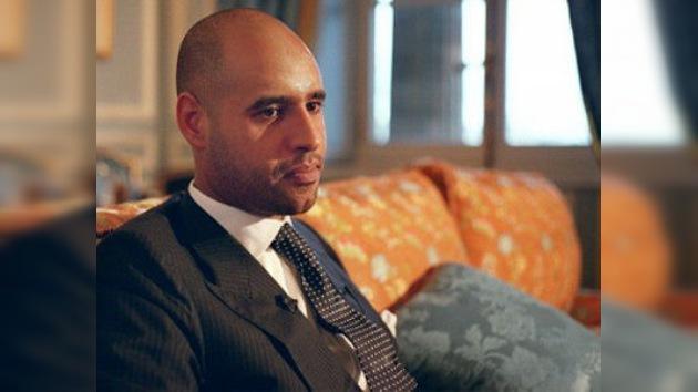 """Luis Moreno Ocampo: """"Se hará justicia con Saif al Islam"""""""