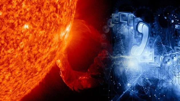 Los sistemas de telecomunicaciones terrestres, en peligro por una erupción solar