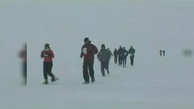 El deterioro seminal en el foco de un maratón polar
