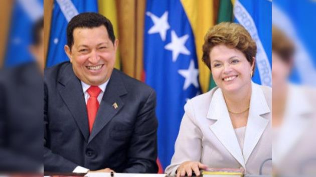 """Venezuela y Brasil están creando """"un nuevo modelo de cooperación"""""""