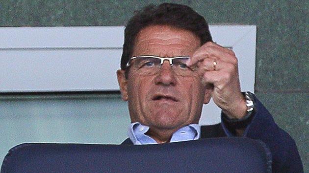 Fabio Capello firma por dos años con la selección rusa de fútbol