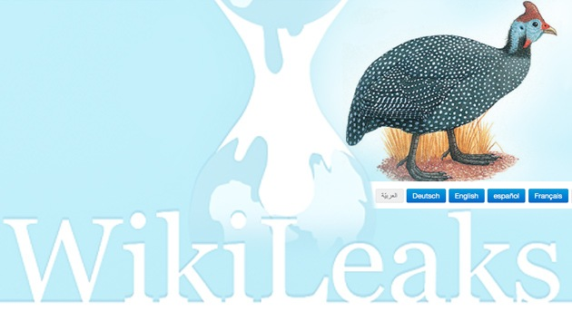 """WikiLeaks lanza una red social """"mejor que Facebook"""""""