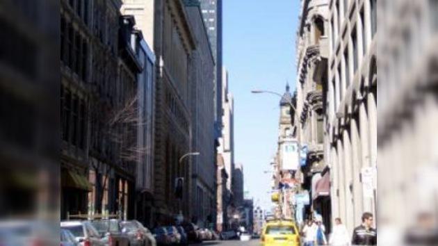 Dos muertos en un tiroteo en el centro histórico de Montreal