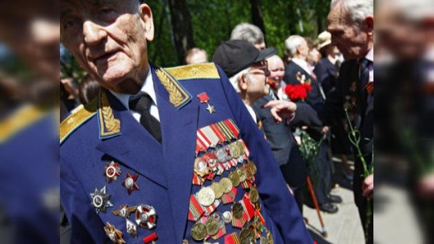 Las ciudades rusas, preparadas para el Día de la Victoria