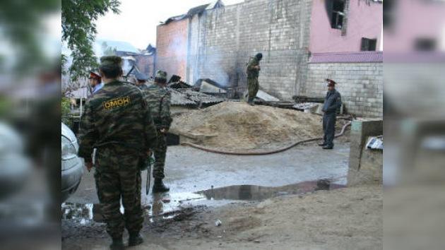 Medvédev: los terroristas deben ser eliminados