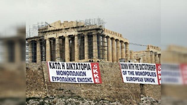 Los países europeos no pueden pagar sus deudas