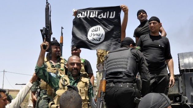 """Estado Islámico: """"Izaremos la bandera de Alá en la Casa Blanca"""""""
