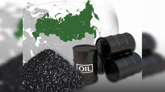 Rusia aumentó hasta un 6,5% la extracción de hidrocarburos en 2010
