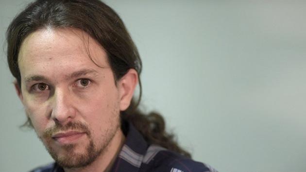 Pablo Iglesias pide la dimisión de Rajoy y elecciones anticipadas