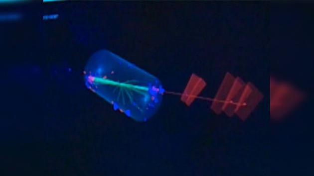 Descubierta una nueva partícula subatómica, el barión neutro xi
