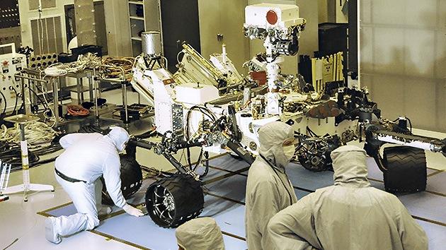 La NASA afronta una crisis de combustible 'espacial'