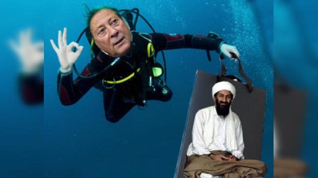 Un 'cazatesoros' de EE. UU. asegura haber hallado el cuerpo de Osama Bin Laden