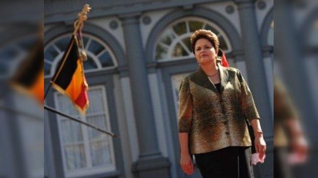 Dilma Rousseff aconseja a la UE que no se centre en ajustes fiscales