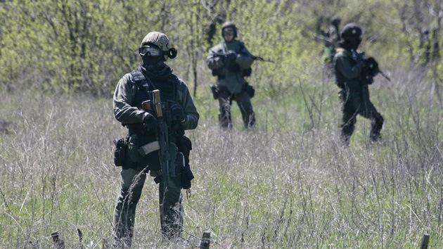 Tres civiles mueren tiroteados por militares de Ucrania cerca de Kramatorsk