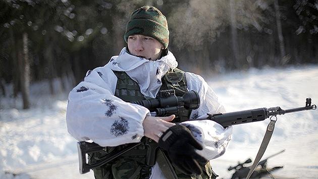 Rusia desplegará este año tropas especiales en el Ártico