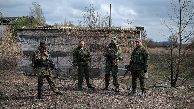 Ucrania y las milicias de Donetsk intercambian los prisioneros de guerra