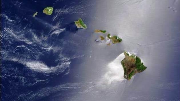 Alerta científica: Un gigantesco tsunami con olas de 300 metros podría azotar Hawái