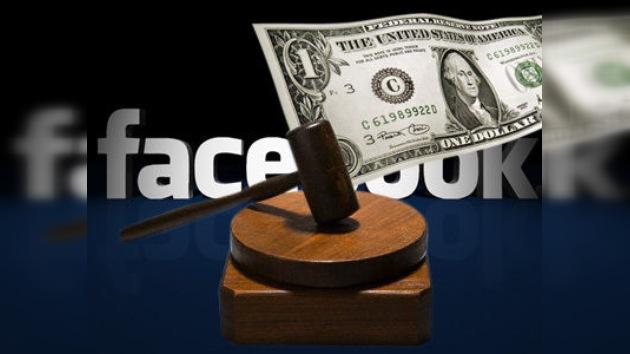 Un editor estadounidense demanda a Facebook por 1 dólar