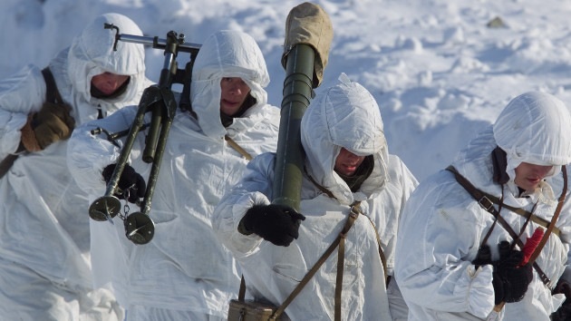 Rusia crea una nueva estructura militar: el comando del Ártico