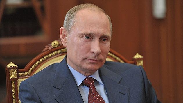 La mitad de los estadounidenses vio a Putin más convincente que a Obama sobre Siria