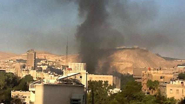 Decenas de efectivos de las fuerzas de seguridad mueren en los ataques terroristas en Siria