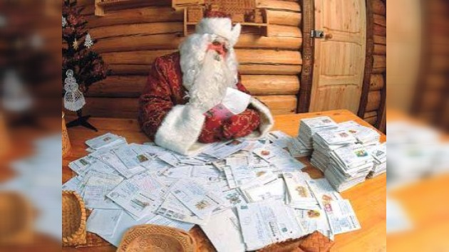 Se inaugura el servicio postal mágico navideño