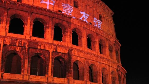 China, el único salvavidas para un negocio en Italia