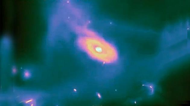 Video: Espectacular simulación tridimensional del nacimiento del universo