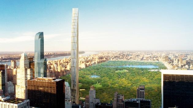Fotos: Construirán en Nueva York un delgado rascacielos más alto que el Empire State
