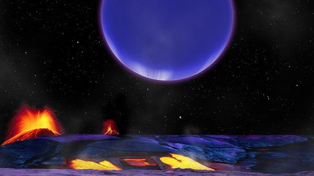 Descubren dos planetas en 'baile agarrado'