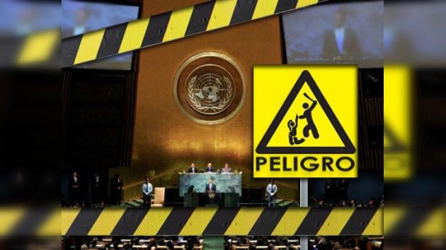 Racimo de incidentes en la ONU, ahora pelea de los diplomáticos africanos
