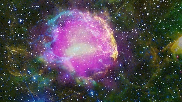Viaje al 'kilómetro cero' de los rayos cósmicos: nacieron de explosiones estelares
