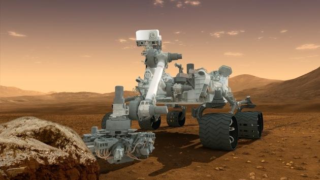 ¿Cuáles son los planes del Curiosity en Marte para 2013?