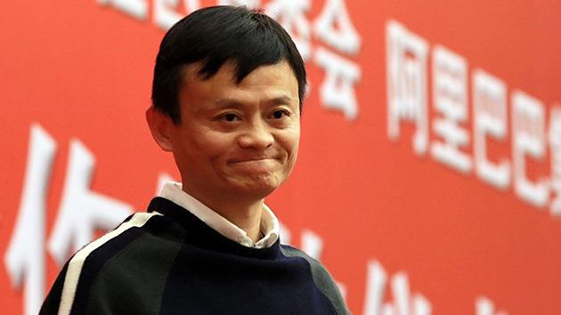 Jack Ma, el humilde chino que creó el mayor negocio 'online' de la nada
