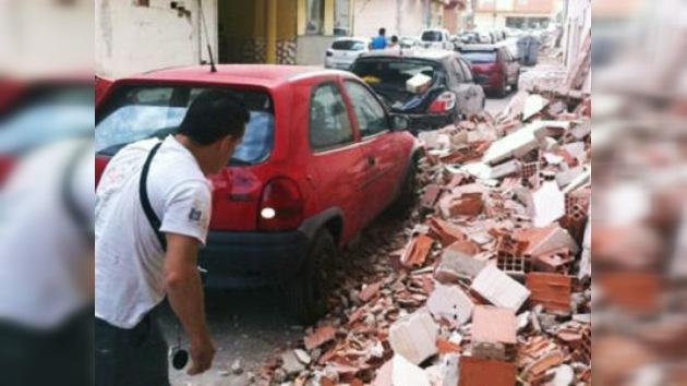 Dos sismos sacuden el sureste de España